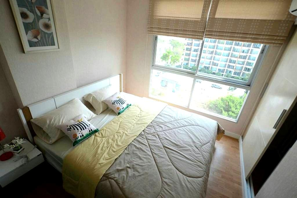 Cozy one bed room, Free WIFI - Saen Suk