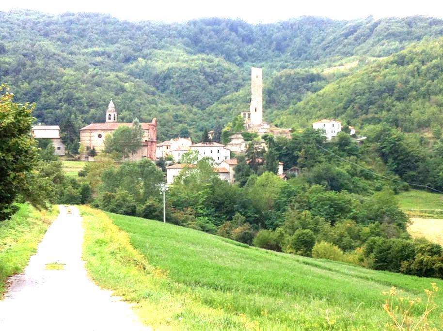 Langhe Piemonte  11 posti in natura e silenzio - Camerana Villa