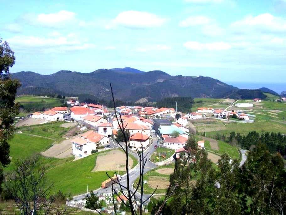Casa rural Altuena costa vasca BilbaoSan Sebastian - Amoroto
