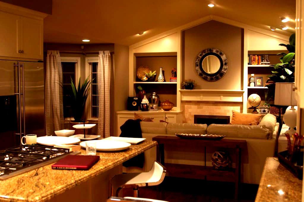 Gorgeous modern home with a pool - Santa Clara - Casa