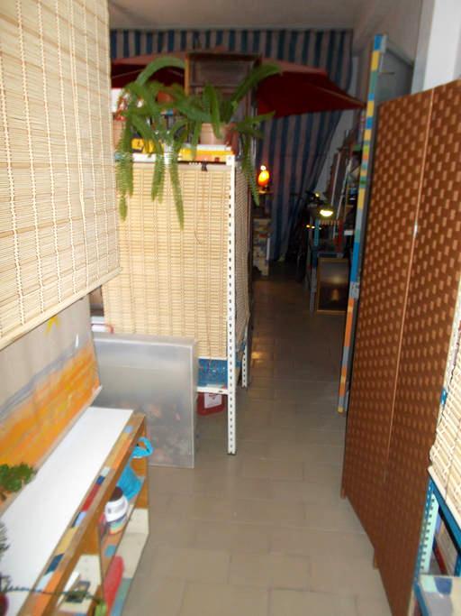 Three beds in a second hand shop - Quelfes - Loft-asunto