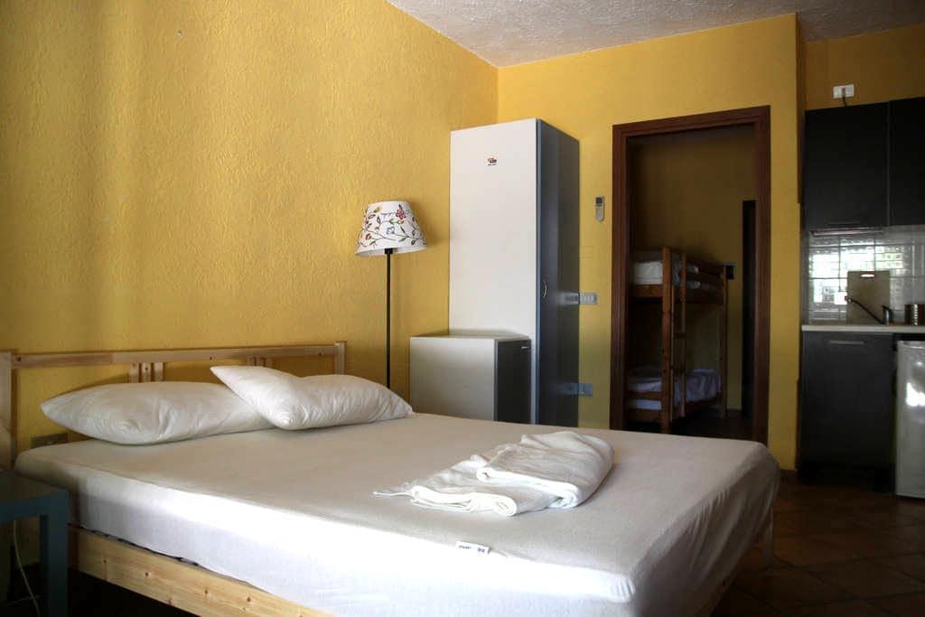monolocale del Nibbio con piscina 3 - Porto Levante - アパート