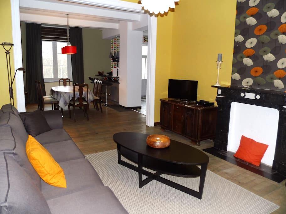 Superb renovated family house - Nassogne