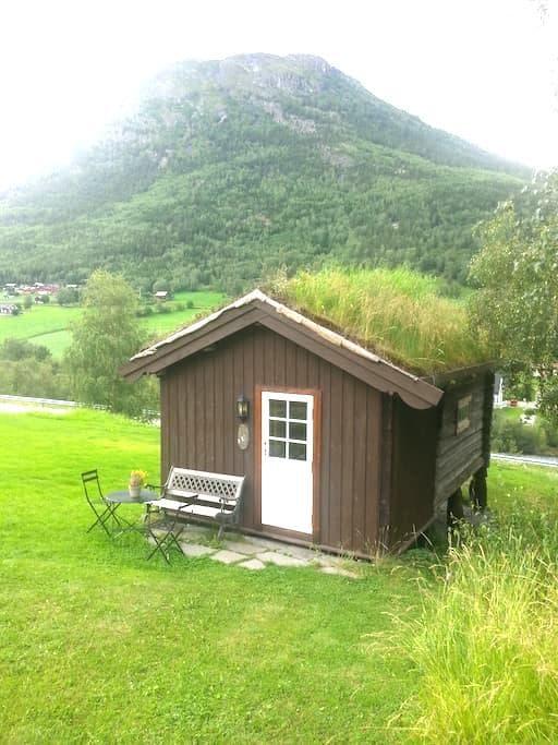 Eldhuset - Andberg - Cabin