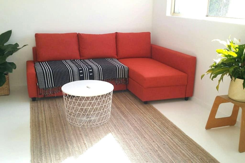 Bright and Airy 1 Bedroom Studio. - Byron Bay - Apartment