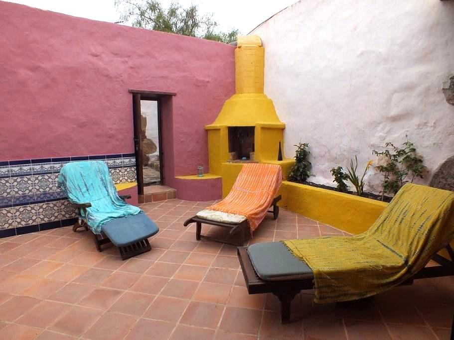 Finca privada en Lanzarote - Lanzarote
