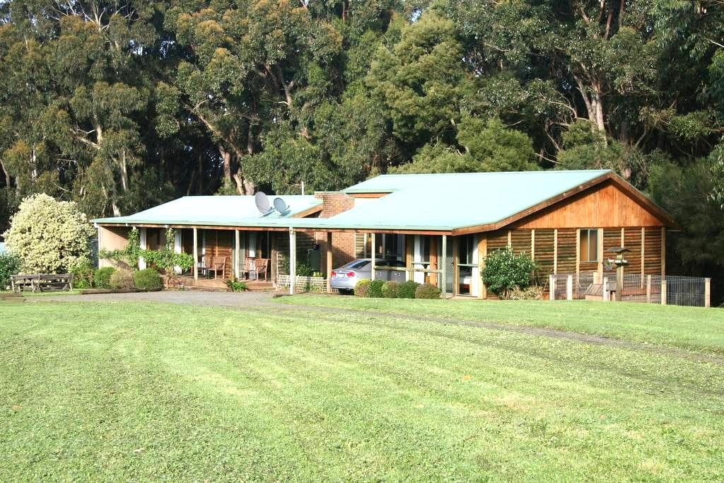 Muxy's Place - a large home on 7 acres of land - Johanna - House