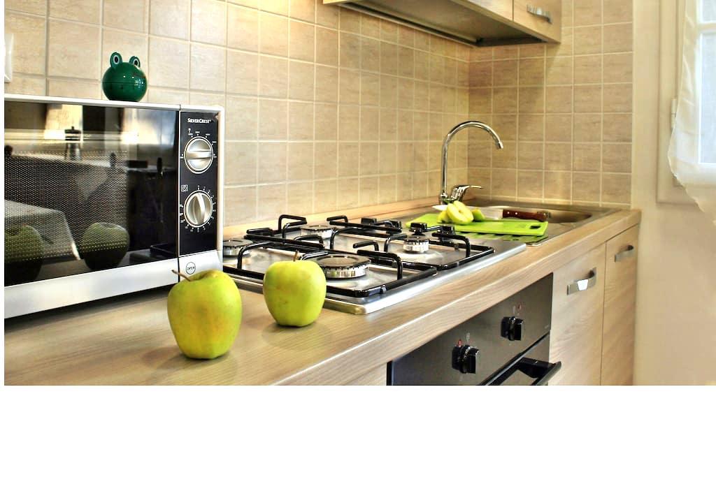 Camera dei Girasoli, bagno privato - Pisa - Apartamento