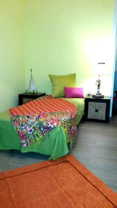camera singola con giardino - Riale di Zola Predosa (Bologna) - Bed & Breakfast
