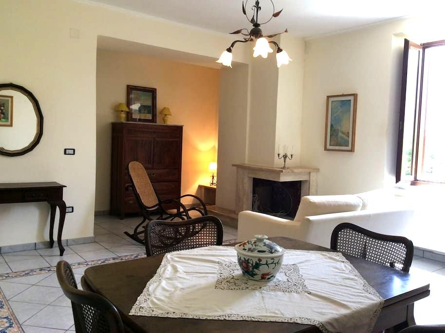 Historic House in the Cilento National Park - Ceraso - Дом