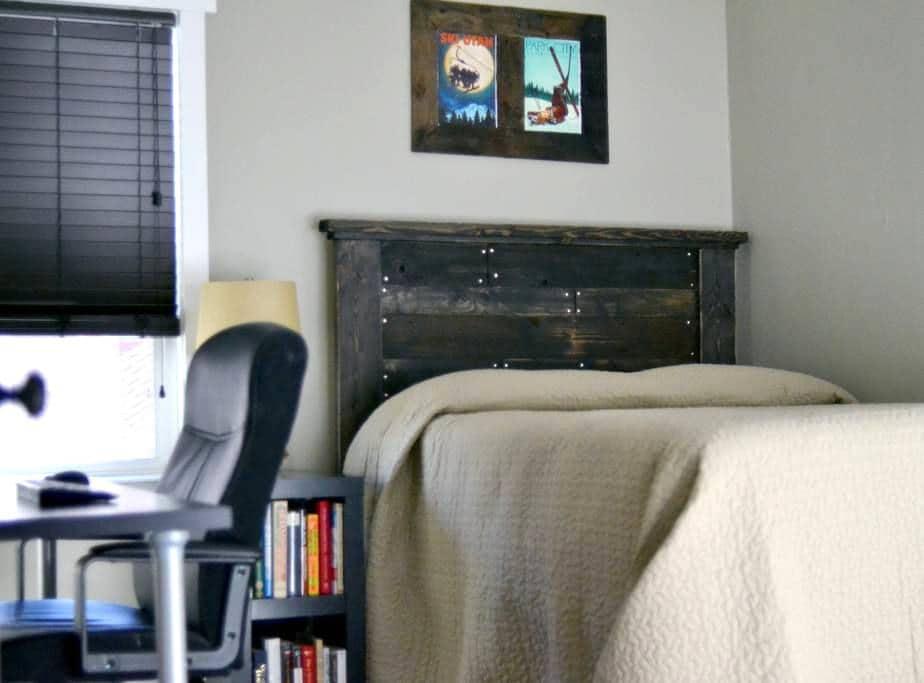 Cozy Bed/Office, Near Airport & Downtown Salt Lake - Salt Lake City - House