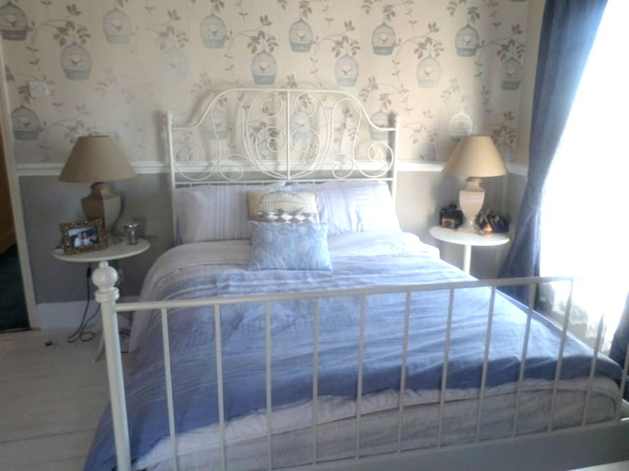 Room 1, Double by the seaside - Gosport - Hus