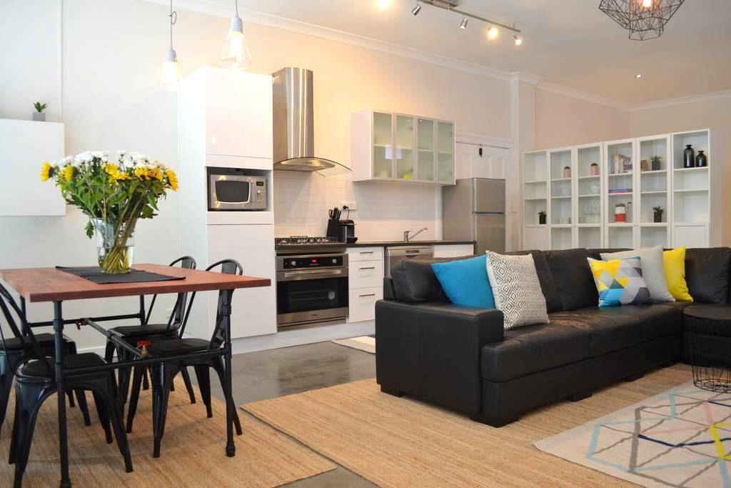 Stylish City Living in West Perth - West Perth - Rumah