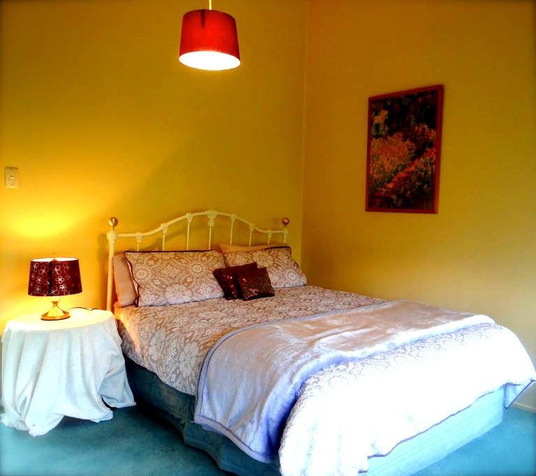 Our beautiful Gezellig Room ! - Dunedin - Oda + Kahvaltı