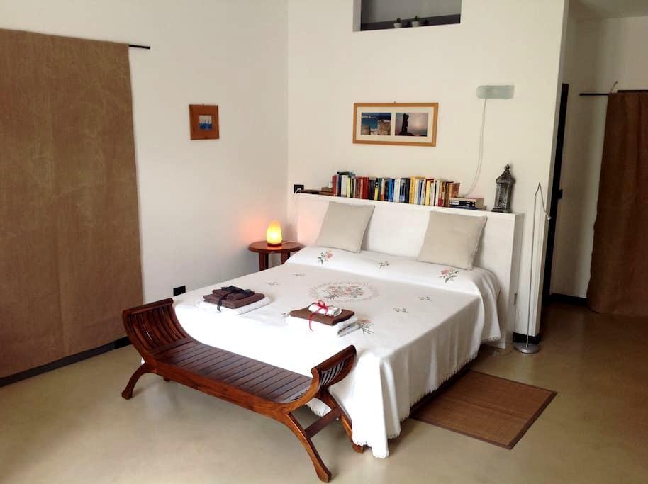 Terramare room - Lucugnano - Oda + Kahvaltı