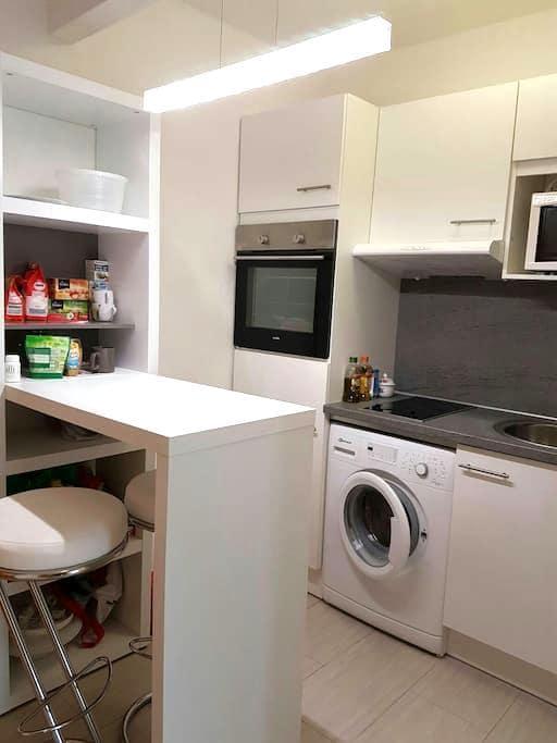 Kleine schöne  Wohnung - Дюрен - Apartment