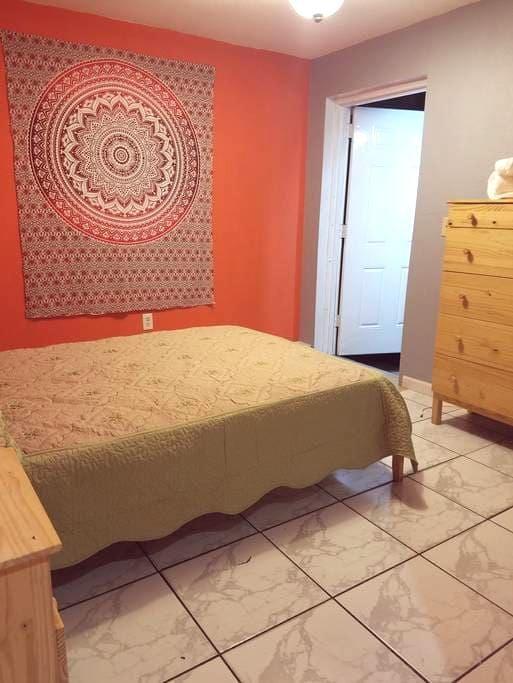 Private Room Miami Nearby Airport - Miami - Dom