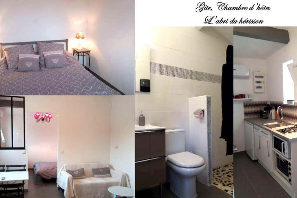 Maison indépendante cozy entre Béziers et Pézenas - Abeilhan - Hus