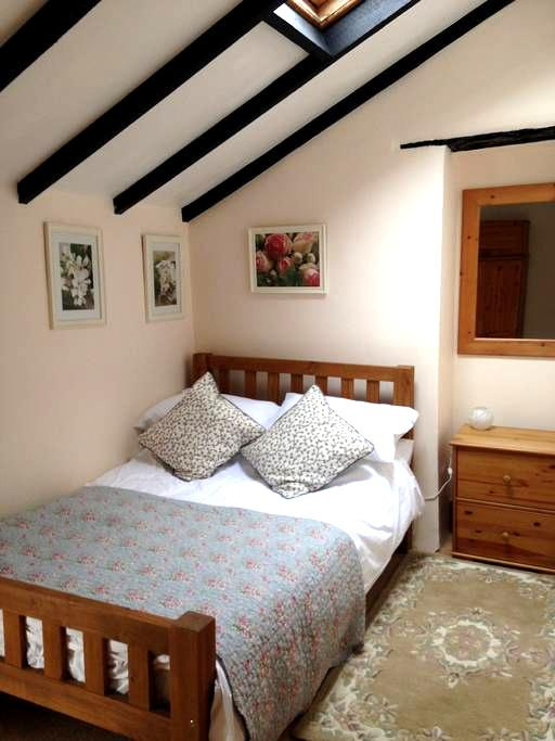 Very small but cosy 1 bedroom cottage in croyde - Croyde - Huis