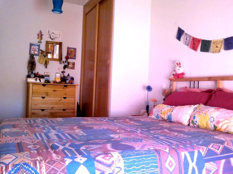 Private, double room in Fuenlabrada - Fuenlabrada - 公寓