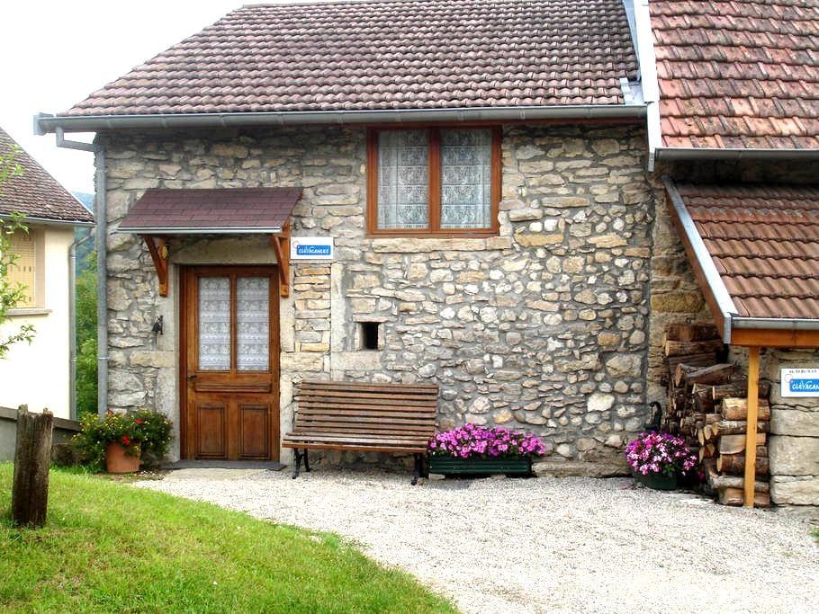 maison individuelle  bugey - Bénonces - House