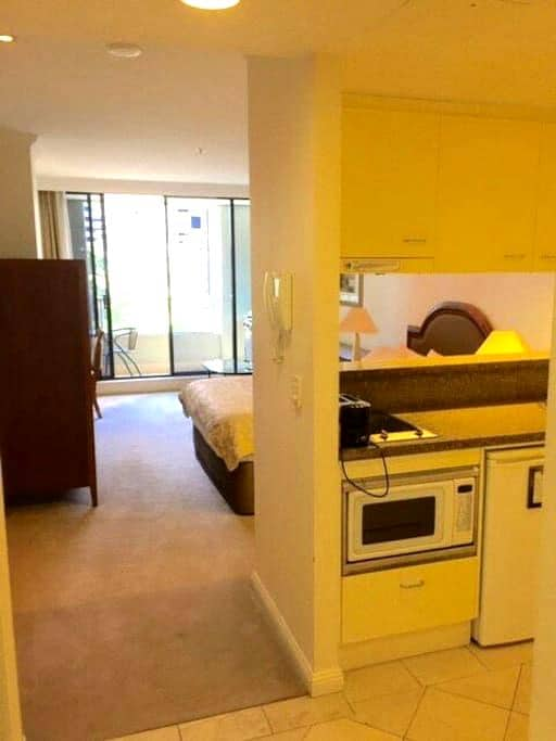 Executive Studio Apartment - Millers Point - Pis