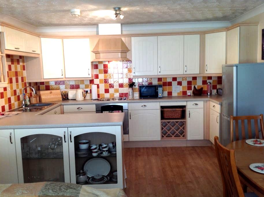 Ideal for Liverpool, Chester and N. Wales - Bebington - Apartamento