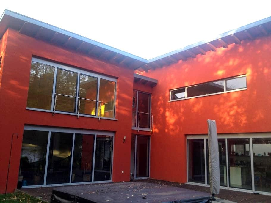 Modernes Stadthaus - Kaiserslautern - House