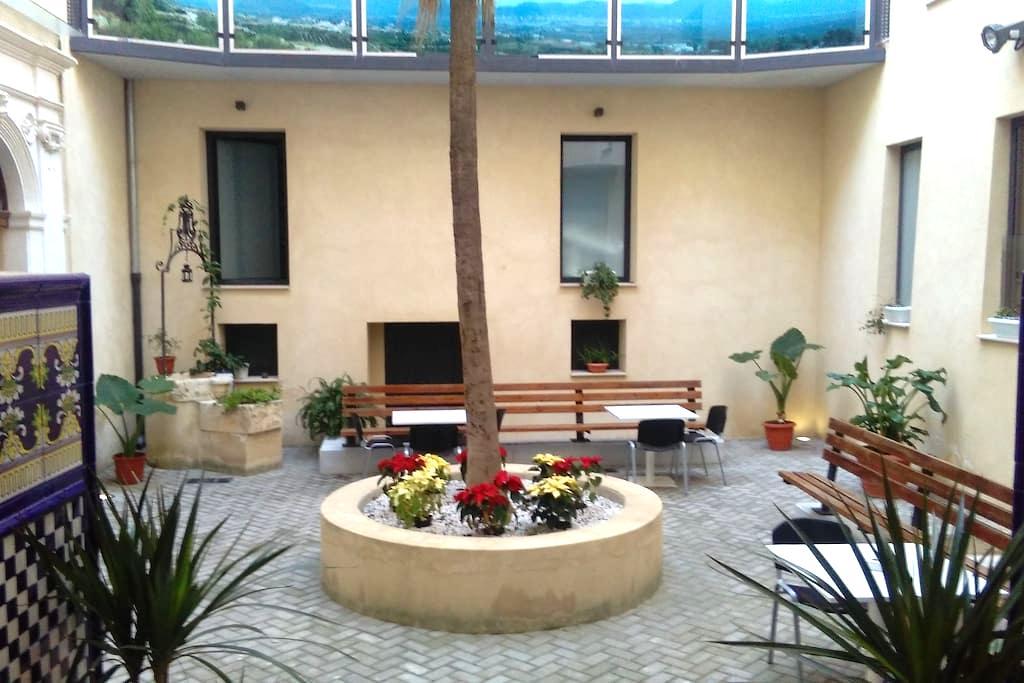 Casa del Cigroner-Habitación doble - Játiva - Bed & Breakfast