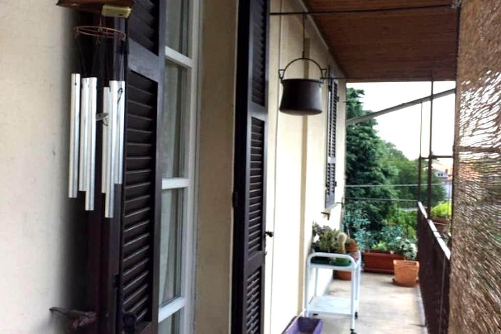 Stanza privata in appartamento - Borgomanero - Lejlighed