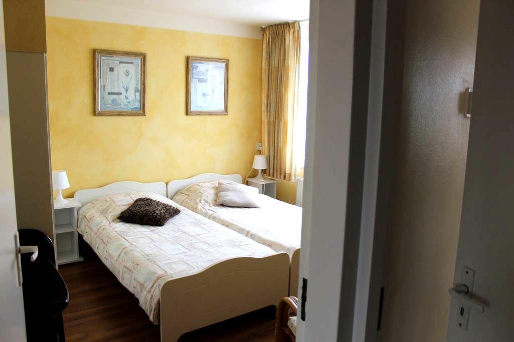 Gastvrij klein pension te Noordwijk Zuid Holland. - Noordwijk - Bed & Breakfast