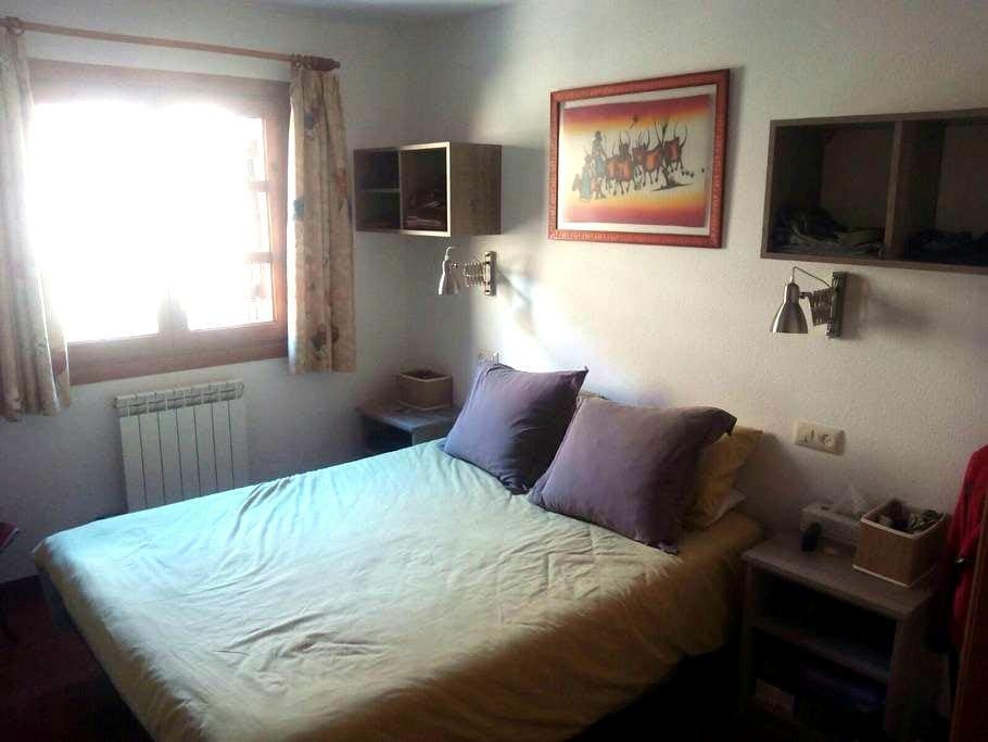 Casa en el corazón de los Pirineos - Benasque - Leilighet