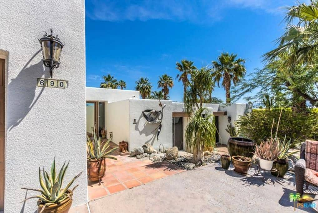 Guest room in north Palm Springs - Palm Springs - Maison