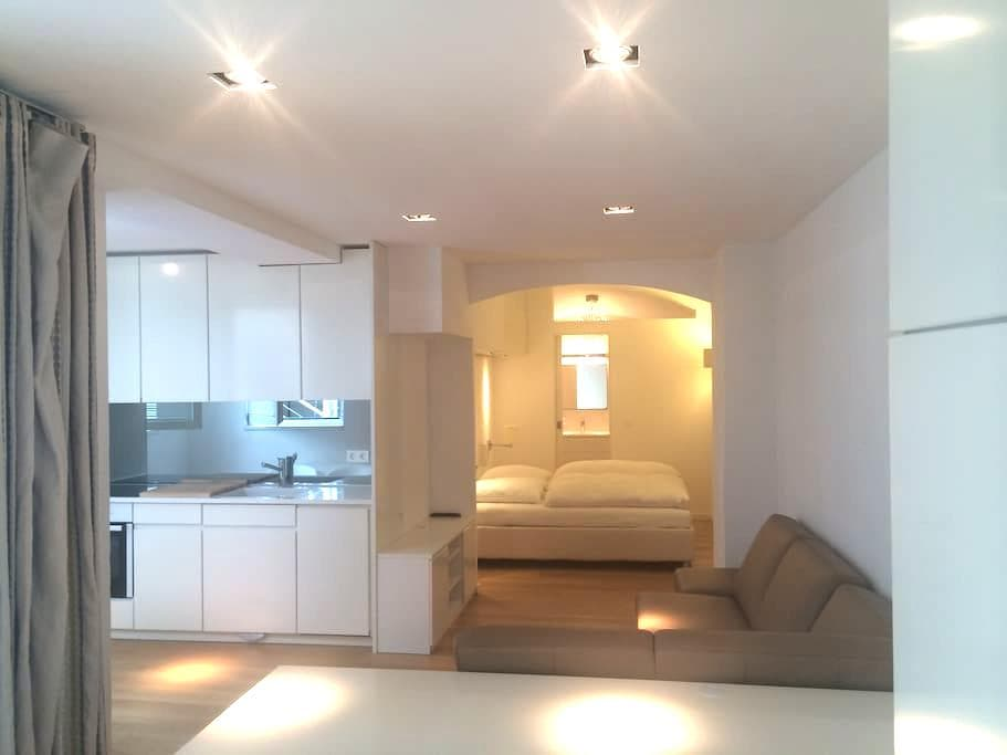 Lichthof Schlafoase - München - Wohnung