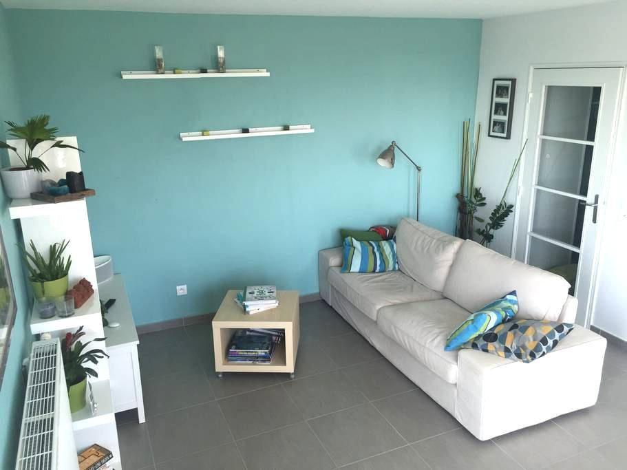 Spacious apartment near Airport - Prévessin-Moëns - Huoneisto