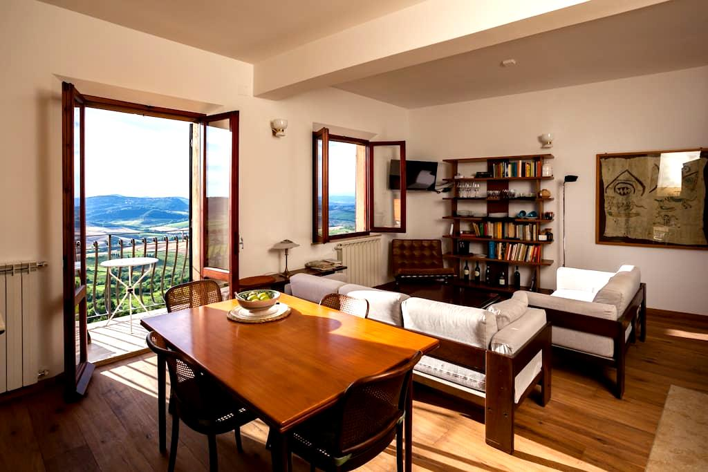 A view from the top - Montepulciano - Apartament