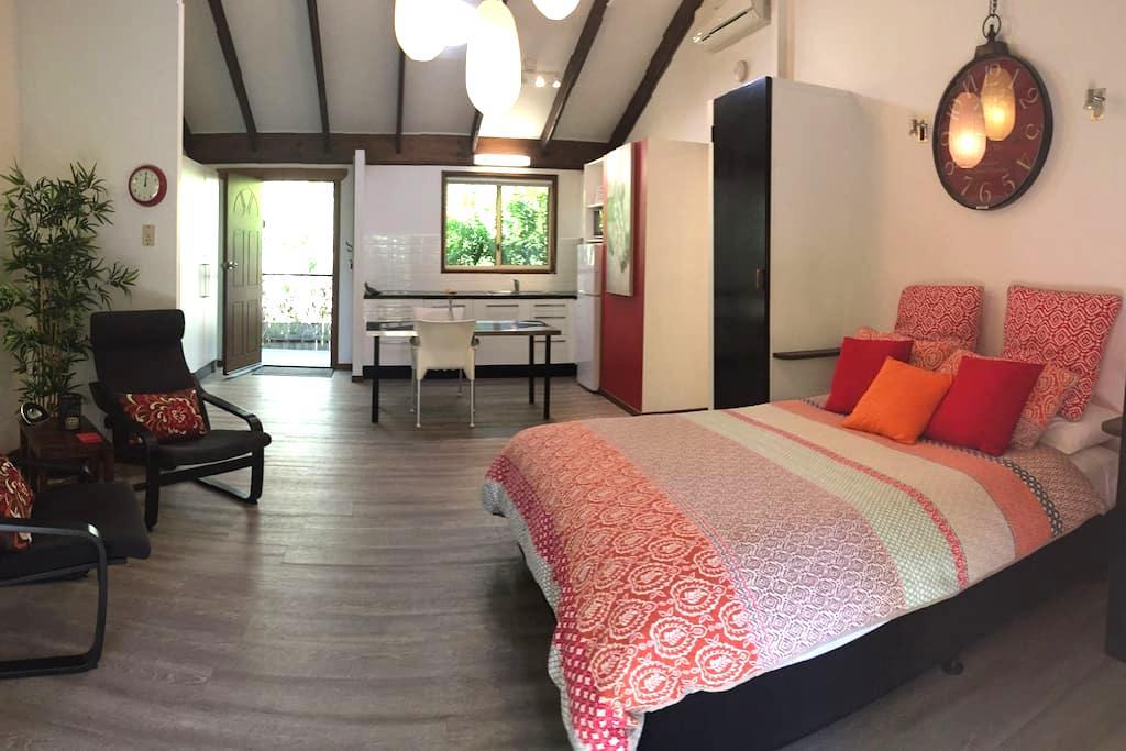 Palm Studio B - Byron Bay - Apartamento