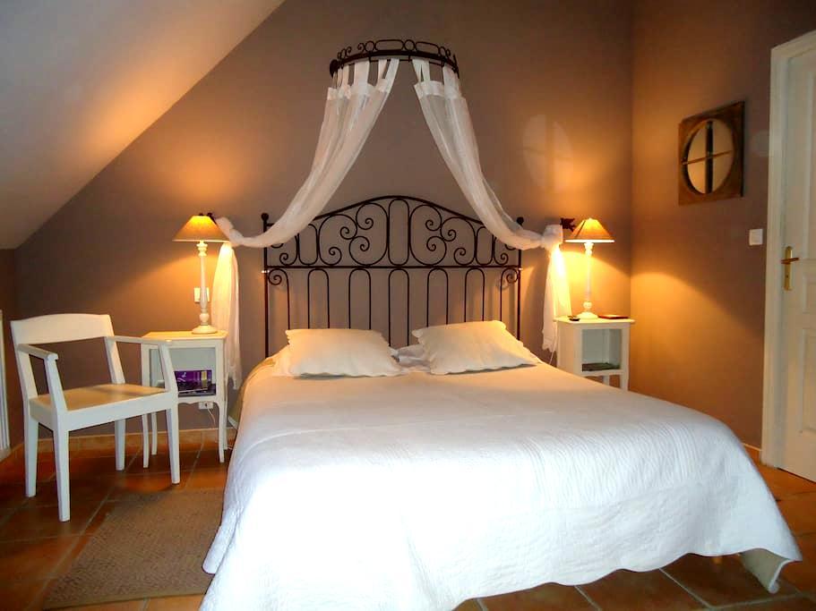 Charming guest-house in Broceliande - Iffendic - Szoba reggelivel