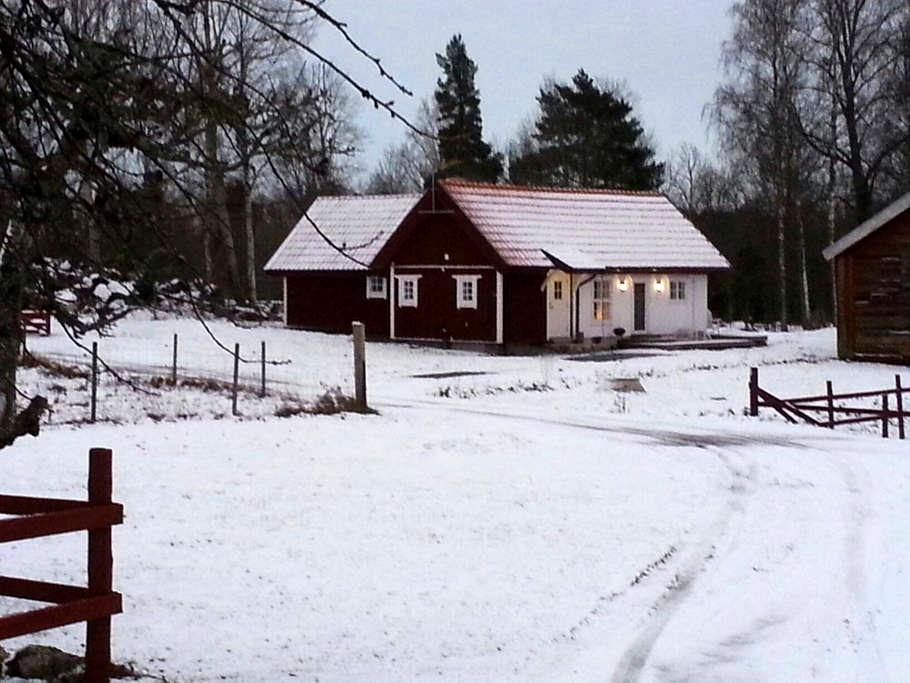 Charming house on the countryside. - Arboga - Dom