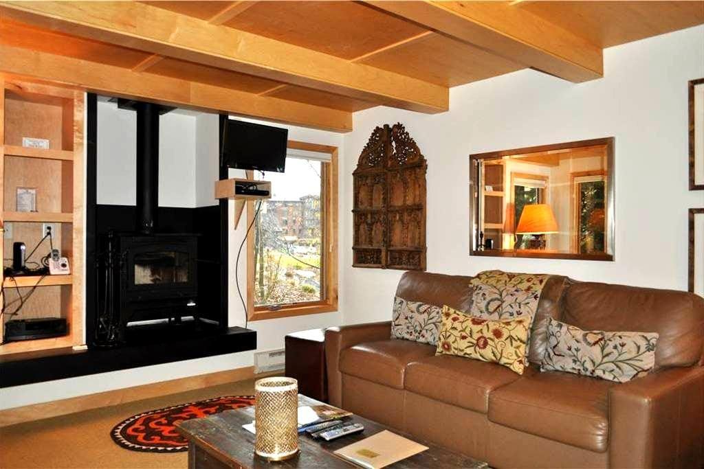 La Choumine  - 1BR Condo #2 - Teton Village - Wohnung