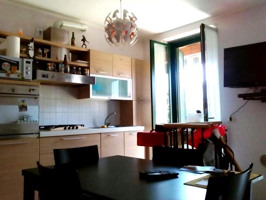 La bucolica campagna lodigiana - Galgagnano - Rumah