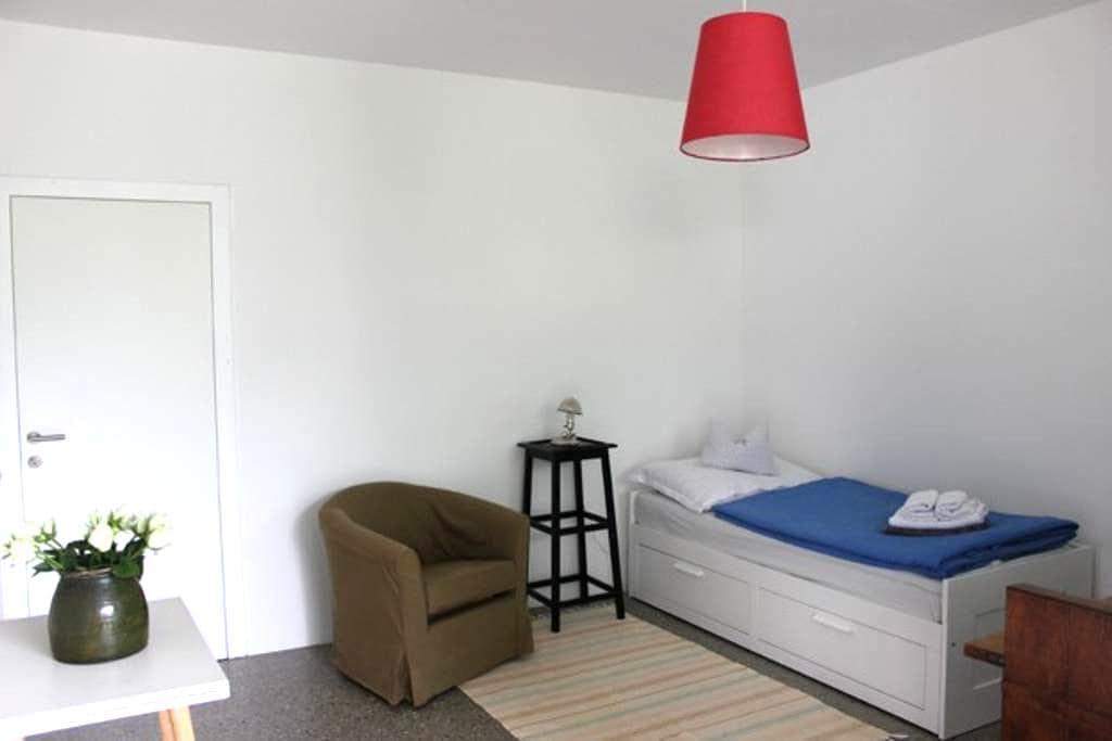 Studiozimmer für 2 Pers. mit Garten - Traunkirchen - Hus