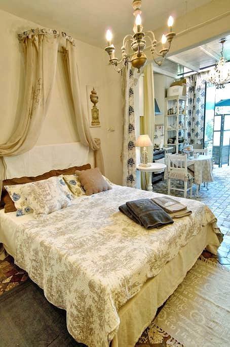 Lovely small studio 27mq near pineforest free park - Viareggio - Appartamento