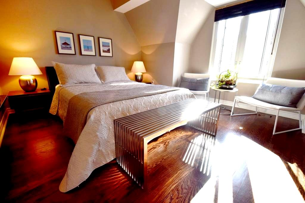 Downtown -- Quiet, Luxury Room - Toronto - Townhouse