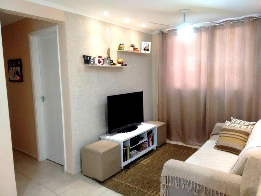 Quarto confortável na Zona Norte - Rio de Janeiro - Apartment