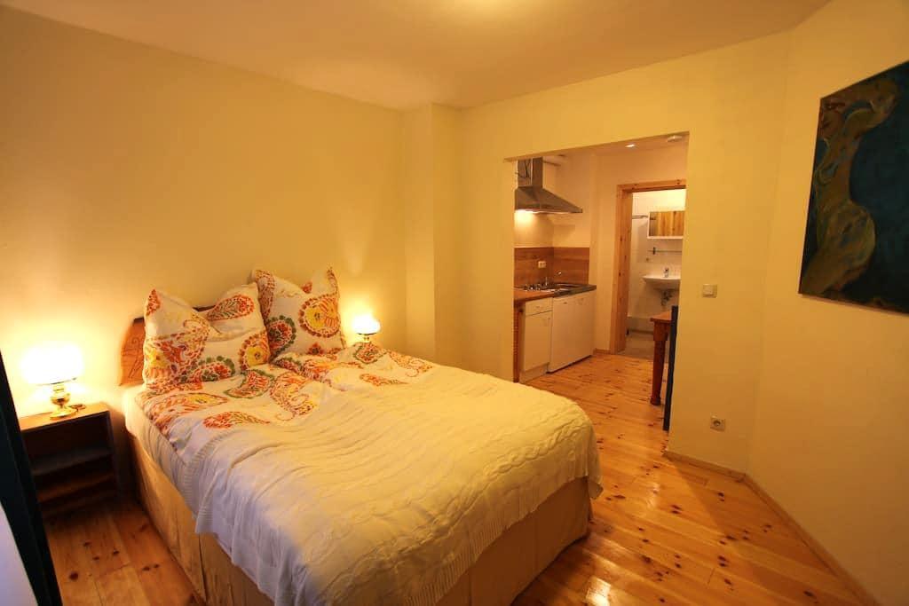Kleines Apartment in der Altstadt - Wismar - Appartement