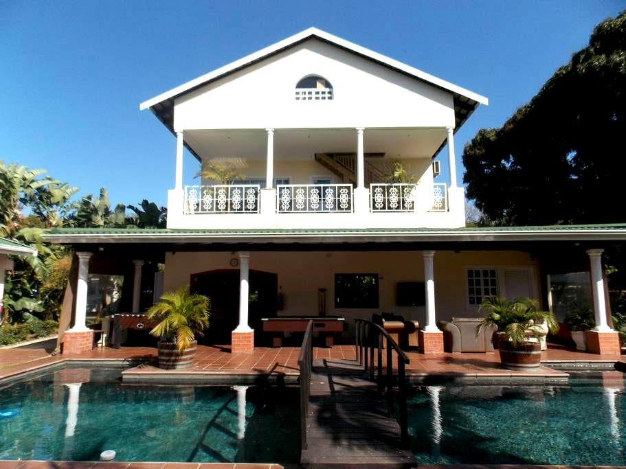 Gumtree-Lodge Suite 1 - Mount Edgecombe