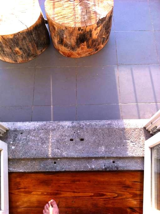 Casa da Laranjeira_room II - Lisboa - Huoneisto