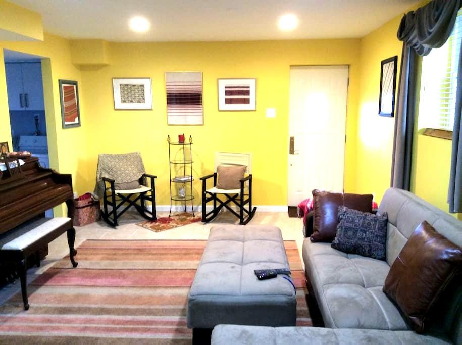 Cosy Apartment in Metropolitan DC - Elkridge - Haus
