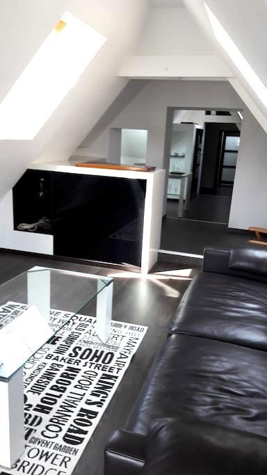 Superbe loft en centre-historique - Quimper - Apartamento